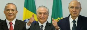 TEMER ESCANCARA COFRES PÚBLICOS PARA EMPRESAS ESTRANGEIRAS (DECRETO8957)