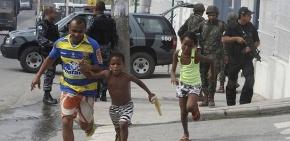 Paralisação da PM no Rio traria medo a ricos e paz apobres?