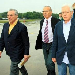"""Temer cria 2 ministérios para proteger amigos com """"foro privilegiado""""enquanto a Nação Brasileiradefinha"""