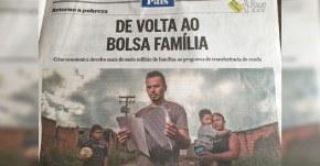 Um colosso! 500 mil voltam a pobreza e ao BolsaFamília