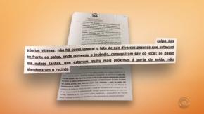 Procuradora sugere que embriaguez foi uma das causas de mortes naKiss