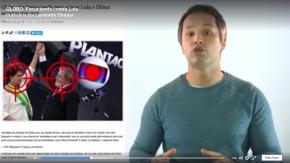 Em vídeo, jornalista denuncia: Globo cria força tarefa só para atacar Lula e o PT nestasemana