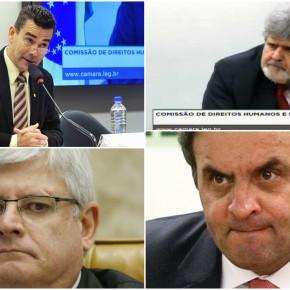 Comissão da Câmara pede que PGR investigue se Aécio Neves desviou dinheiro donióbio