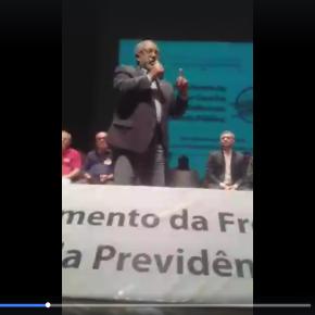 PLENÁRIA DA FRENTE GAÚCHA EM DEFESA DA PREVIDÊNCIA PÚBLICA(VÍDEO)