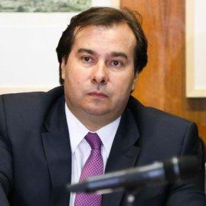 PF diz que Rodrigo Maia pegou R$ 1 milhão em propina daOAS