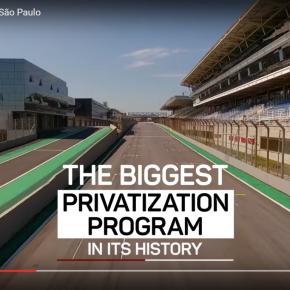 """Dória coloca São Paulo a Venda: """"Maior programa de privatização da história"""" diz vídeo promocional emInglês"""