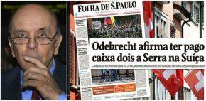 José Serra é o sexto ministro golpista a cair em 9meses