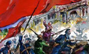 100 anos da Revolução Russa (Por EduardoMancuso)