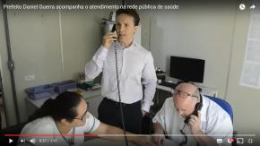 """Prefeito gaúcho chama médico que se recusa a trabalhar 4 horas por dia """"as falas""""(Vídeo)"""