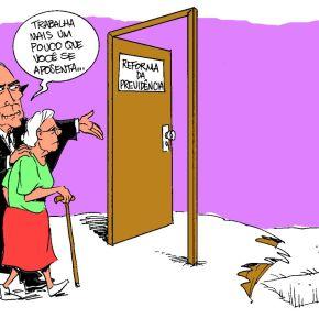 Por que Temer esta tirando os Servidores Estaduais e Municipais da Reforma daPrevidência