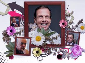 """Entra em campo o fator João Dória…e o""""homo simpsons""""vibra"""