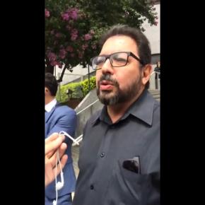 Sobre a prisão de Eduardo Guimarães: Lava Jato agora ataca direito de livre expressão(Vídeo)