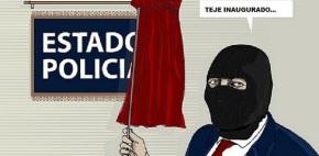 Não haverá democracia com a simbiose Polícia-MP-Justiça