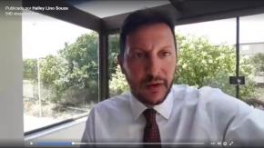 Em vídeo, Advogado de Rio Grande desabafa sua indignação com a destruição do PóloNaval