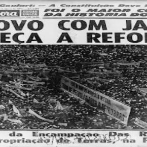 13 DE MARÇO:  NUNCA ESQUECEREMOS O LEGADO DE JANGO (Por CristopherGoulart)