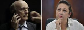 SERRAGLIO TENTOU BLINDAR FISCAL CORRUPTO E NÃO PODE CONTINUARMINISTRO