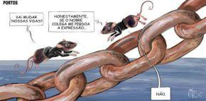 Globo News: Por terceirização, Temer e Eliseu Padilha querem dar Ministério aRenan