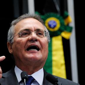 "Renan: ""Padilha tem que voltar logo,antes  que Eduardo Cunha amplie seu poder no governo"". Crime organizado nocomando!"