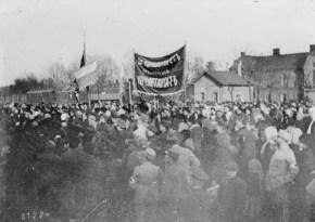 A cobertura da imprensa burguesa durante a Revolução Russa (I deIII)