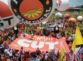 Seis maiores centrais sindicais se unem e preparam grevegeral