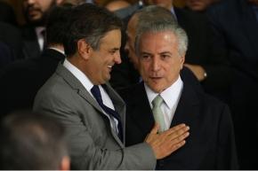 """Temer diz que reunião com Odebrecht no Jaburu foi só para """"aperto demão"""""""