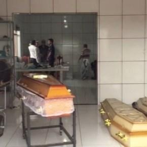 Os nove corpos das vítimas da chacina no MT têm sinais detortura