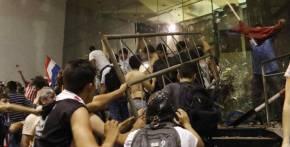 Frente Guasu: Atos de vandalismo no Paraguai são obra daextrema-direita
