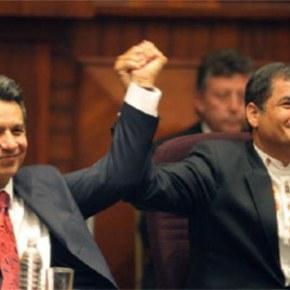 Vitória das forças progressistas: Lenín Moreno é o novo presidente doEquador