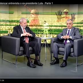 Na íntegra, a Entrevista de Lula a Kennedy Alencar no SBT(Vídeo)