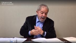 Vídeo: Lula fala aos gaúchos em entrevista ao Vivo na Guaíba, para JuremirMartins