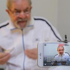 """Lula: """"Reforma trabalhista está mais para uma bomba de Hiroshima"""""""