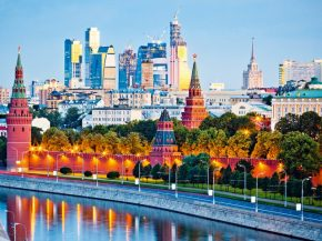 Efeito contrário das sanções Ocidentais: Economia da Rússia dá mais uma voltavitoriosa.