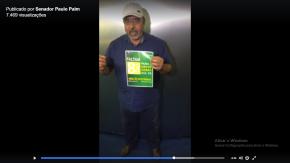 Em vídeo didático, Paim explica por que é importante TODOS participarem da Greve Geral o dia 28 deabril