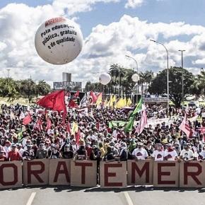 MARCHA SOBRE BRASÍLIA FOI TREMENDA VITÓRIAPOPULAR