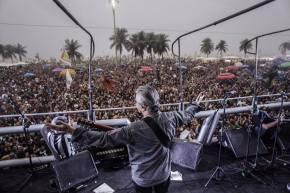 Grande ato no RJ reúne mais de 150 mil pessoas pelas DiretasJá