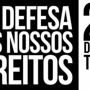 Floripa também vi parar no dia 24, junto com o Brasil e o Brasileiros, por Fora Temer e DiretasJá