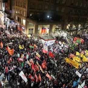 Porto Alegre: O povo foi as ruas contra Temer e continuará indo cada dia mais(Vídeo)