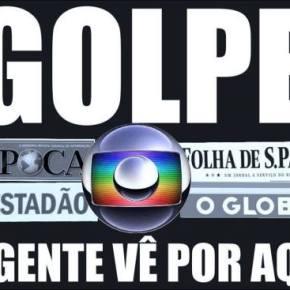 """O GOLPE PERMANENTE E OS """"PONTOS FORA DA CURVA"""" DAGLOBO"""