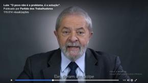 Em vídeo, Lula mostra a verdade que a mídia esconde e a eliteteme
