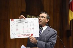 Petista sugere que Feltes assuma na Câmara e lidere votação da LeiKandir