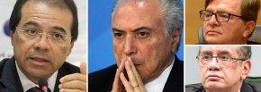 MP ELEITORAL PEDE A CASSAÇÃO DETEMER