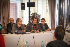 Governo Temer desrespeita indígenas em audiência pública internacional de DireitosHumanos