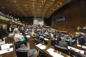 Pacote de José Ivo Sartori volta à pauta e Sindicatos voltam a AssembléiaLegislativa