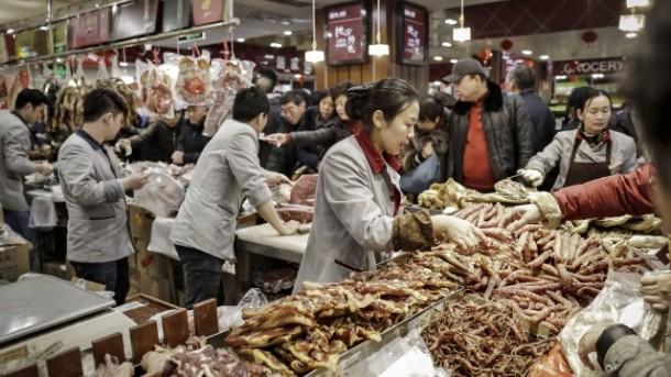 Carne China