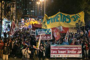 Maioria dos gaúchos quer Fora Temer, Diretas Já e é Contra as Privatizações de Sartori, dizpesquisa