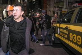 """""""Imaginei que poderia acontecer o pior comigo"""", diz Deputado agredido e preso pela BrigadaMilitar"""