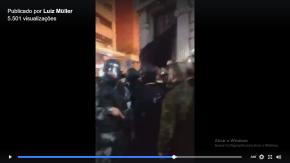 Barbárie e Covardia: Deputado do PT é espancado, algemado e preso pela Brigada Militar(Vídeo)