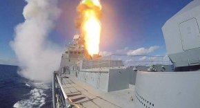 Que motivos levaram a Rússia a disparar mísseis Kalibr naSíria?