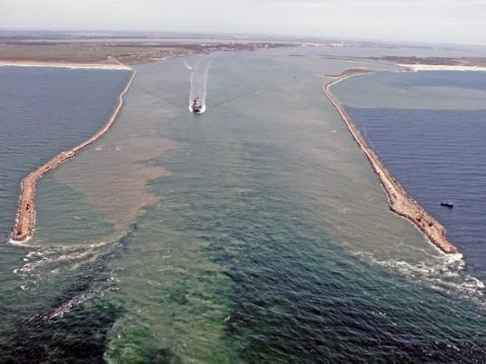 Molhes Barra Rio Grande 09-11-09 2