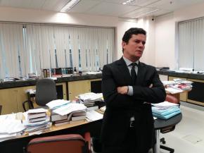 "Para Sérgio Moro, defesa de Lula é ""perda detempo"""